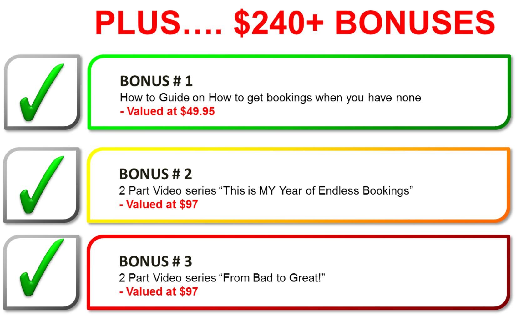 DD Bonus