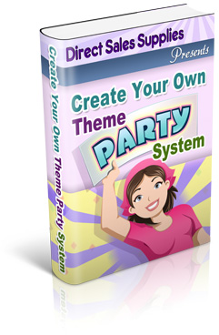 DSS Create Party Themes Banner