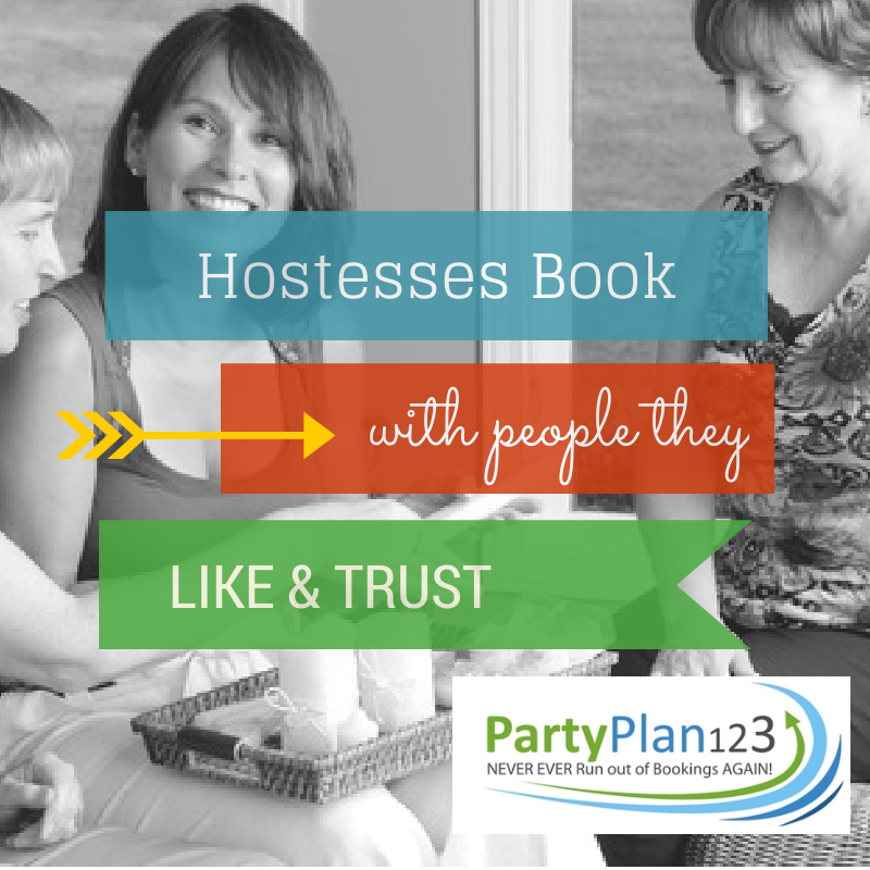 Hostesses Book