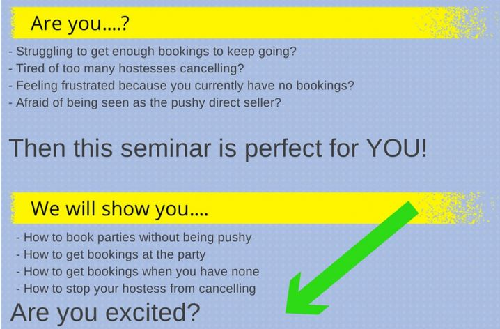 Seminar Email Graphic