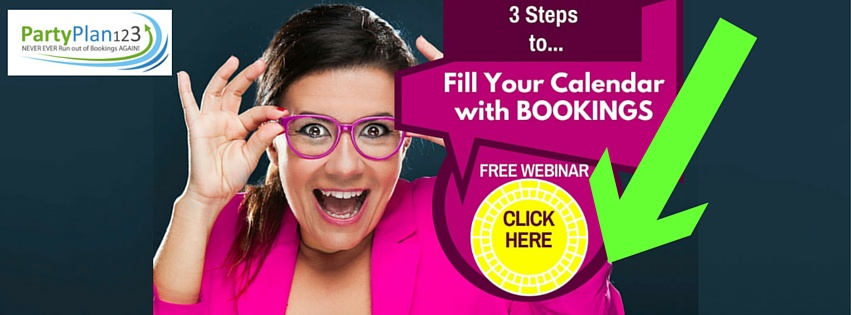 3 steps bookings FB cover