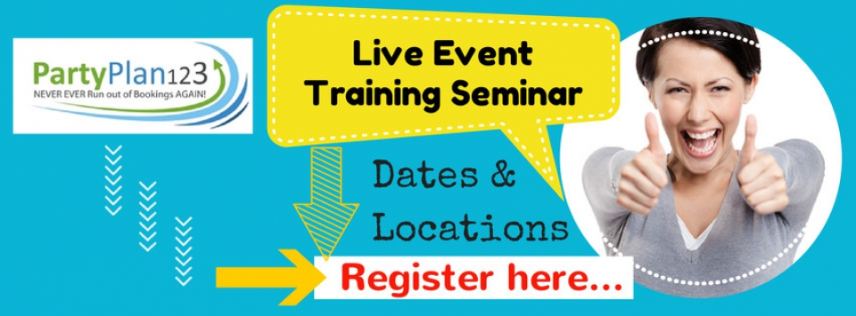 Live Event Announcement REGISTER HERE 960