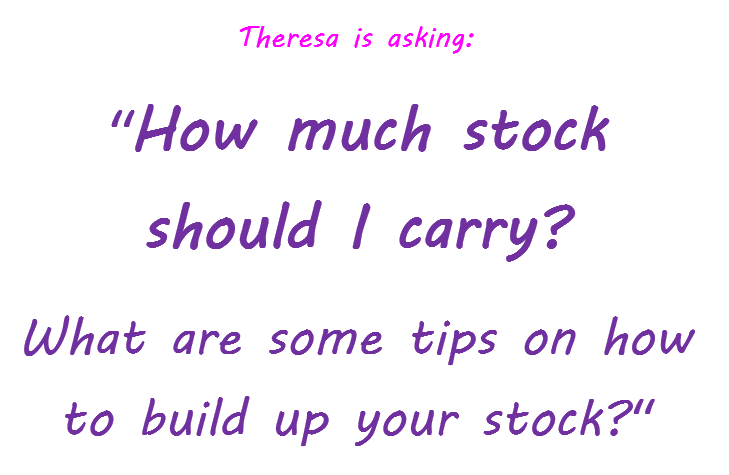 how-much-stock-question