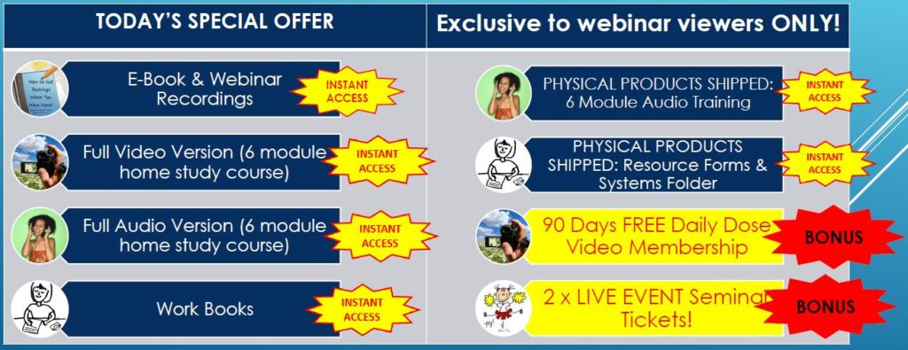 SMHC Special Offer Graphic