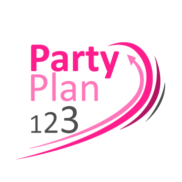 Party Plan 123 Logo