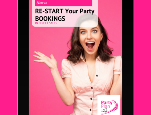 Re-Start Your Bookings